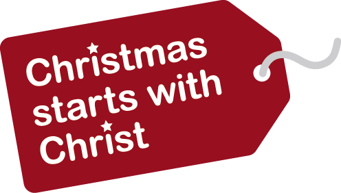 3 DaysChristmas starts with Christ