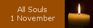 All Souls, Sunday 2 November