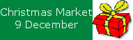 St Peters Christmas Market, 9 December