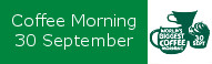 World's Biggest Coffee Morning at St Peters, September 30